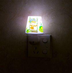 Night light in the nursery