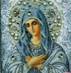 Набор 24×34 см Алмазная мозаика вышивка