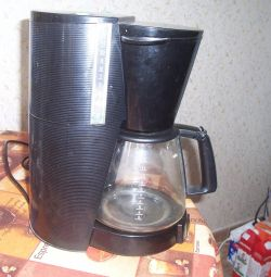 Braun drip coffee maker