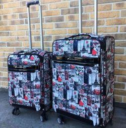 Βαλίτσες με επώνυμα σήματα