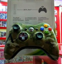 Sale Gamepads. Xbox 360 joysticks.
