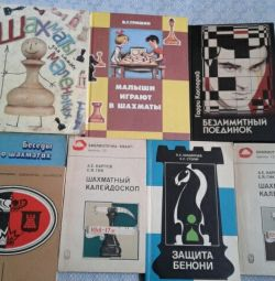 Satranç Kitapları