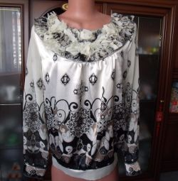 Chic new blouses Poland р.50-52