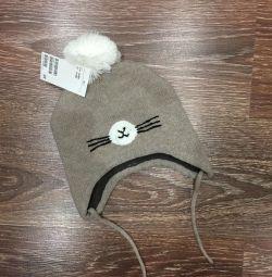 Noua pălărie HM pe fleece, pe OG-48/50