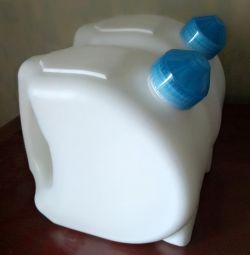 Πλαστικά δοχεία τροφίμων 1 λίτρου