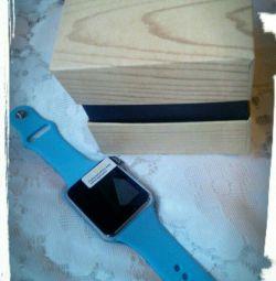 Smart ρολόι έξυπνο ρολόι μπλε νέα ελίτ