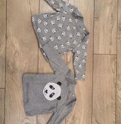 Bluze cu pandochki