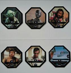 Cosmo jetoane Star Wars Magnet