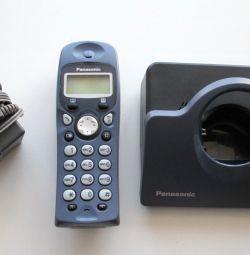 Telefon fără fir Panasonic KX-TCD400RUF