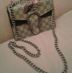 Τσάντα Gucci.