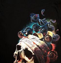 T-shirt hardnox 2x1 τατουάζ