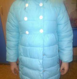 128cm'de kışlık ceket