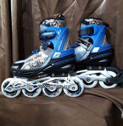 Роликовые коньки Senhai Sport , размер 35-38