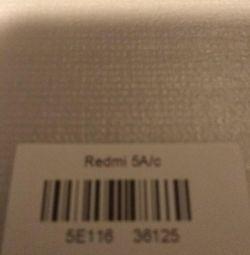 Sticlă pentru telefon (Redmi 5A / c)