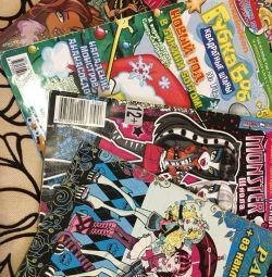 журналы для девочки