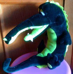 Voi da un crocodil de 40cm