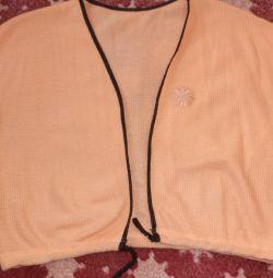 Waistcoat - Cape Summer Orange