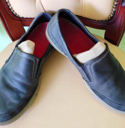 Shoes, moccasins for men Ecco p. 42.5-43