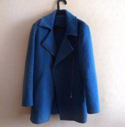Μπλε παλτό