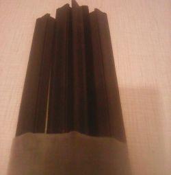 Rubber seals for doors VAZ (2101-07)