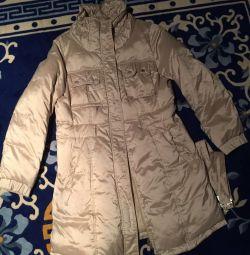 Down jacket coats
