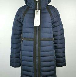 Winter coat three colors