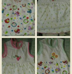 New children's dresses!
