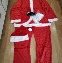 Santa Claus costume new