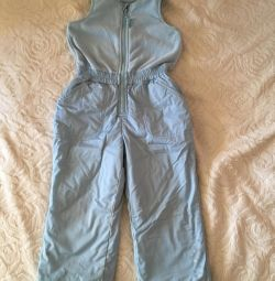Winter semi-overalls, 98