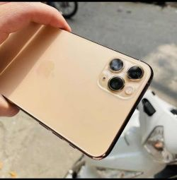 Apple iPhone 11 Pro Max 256 ГБ, Gold Unlocked CDMA G