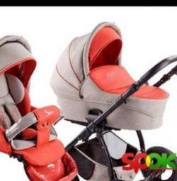 Stroller zippy sport 2in1