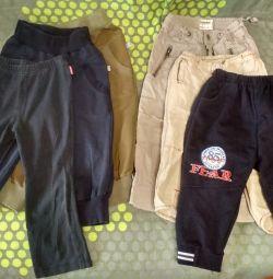 Παντελόνι για ένα αγόρι