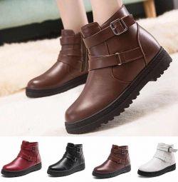 Χειμερινά παπούτσια γυναικών