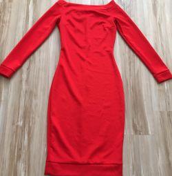 Red dresses 2 pcs