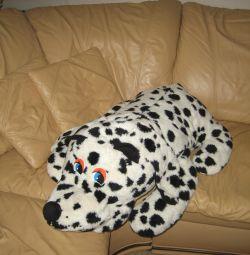 Долматинец - большая мягкая игрушка