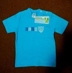 NEW T-shirt crockid