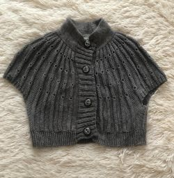New knitted bolero King Kong (Italy)