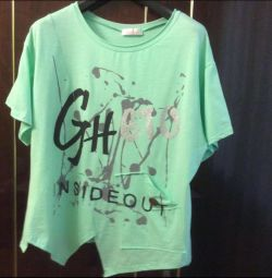 T-shirt female 54raz (Turkey) new delivery