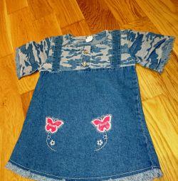 Παιδικό ντιζάιν φόρεμα