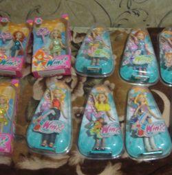 Winx κούκλες