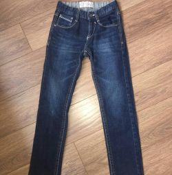 Jeans for a boy NOT CHINA 130-140