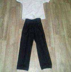 Pantaloni și cămașă