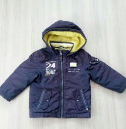 Курточка на тонкому синтепоні