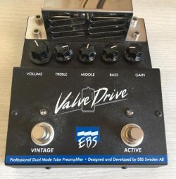 Tube processor for bass
