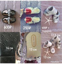 Обувь туфли ботинки детские