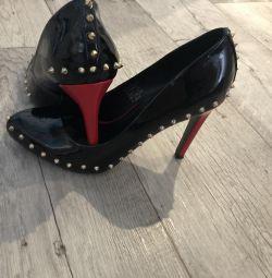 Pantofi 2 pot