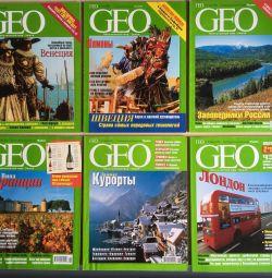 Журнал GEO 2000 рік