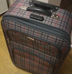Used suitcase 1 time