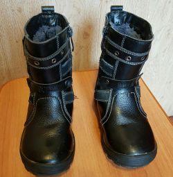 Παιδικές μπότες χειμώνα