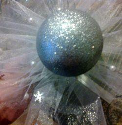 bead costume veil
